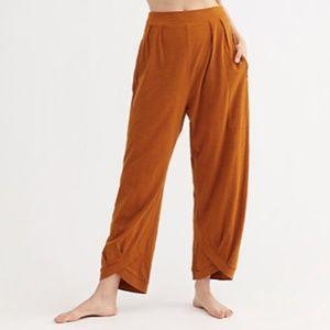 New Free People Breezin By Jogger/Lounge Pants XS